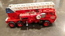 Transformers Takara Hasbro 1980 1982 G1 Inferno Fire Truck Firebot