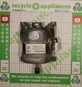 Ariston Hotpoint Indesit Washing Machine Motor C00263959 Nidec 20584.453