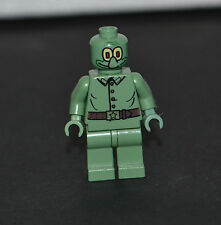 Lego Spongebob Squarepants Minifigure Squidward 3825 3827