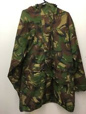 army surplus/military Dutch Gortex Combat Jacket Chest 48 With Hood