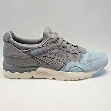 New Asics Gel Lyte V Japan Tiger Aluminum Gray Blue White H737L-9696 Size 9