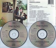 PINK FLOYD-UMMAGUMMA-1969-USA-CAPITOL RECORDS CDPB 7 46404 2-BY JVC-2CDS-M/VG+