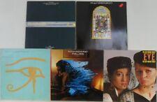5x Vinyl LP Bundle Sammlung The Alan Parsons Project: Eye In The Sky / Pyramid