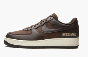 Nike Air Force 1 GTX Baroque Brown Gore Tex Sneakers