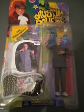 McFarlane Toys -  Austin Powers Series 1 Dr Evil -  Action Figure Sealed Card
