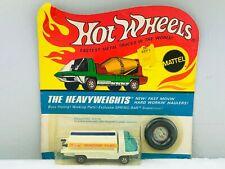 Hot Wheels Redline FUEL TANKER White Enamel BLISTERPACK BLISTER BP Carded WOW !!