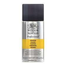 Winsor & Newton : Spray Soft Pastel Fixative : 150ml