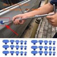 30Pcs Auto Car Body Dent Removal Pulling Paintless Repair Tool Glue Puller Tab K