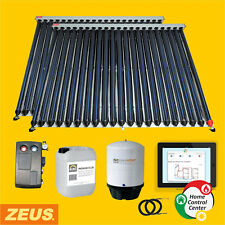 🔥Solarthermie Solarmodul Solarplatte Sonnenkollektor Sonnenplatte Vakuumröhren