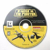 Star Wars: X-Wing vs. TIE Fighter (PC, 1997) LucasArts