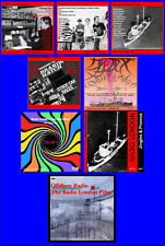 More details for pirate radio london package vols 1,2,3,4,5 + big l film + jingles + final hour