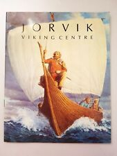 YORK - JORVIK VIKING CENTRE - Official Guide - Souvenir Pictorial Travel Book