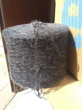 fil a tricoter mohair Anthracite 1Kg850