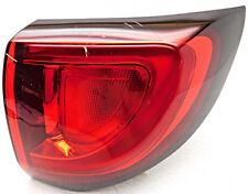 Oem Chrysler Pacifica Right Penger Quarter Mounted Tail Lamp Chrome Scratches