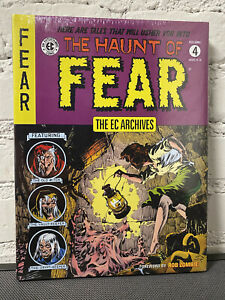 EC Archives THE HAUNT OF FEAR Vol 4 HC New & Sealed OOP & Rare  Dark Horse Books