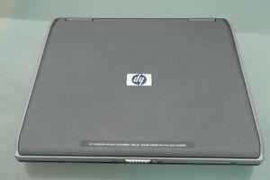 HP Compaq NX9005 Laptop AMD Athlon 512MB Ram 30GB HDD Windows XP Vintage