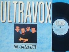 Ultravox ORIG US LP The collection EX '84 New romantic Synth Chrysalis Midge Ure