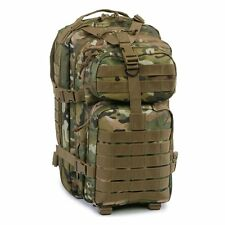 US Army Multicam Camo Assault Backpack Military Pack Molle fits Laptop 4 Pockets