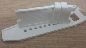 Silicone Rubber Watch Band Strap Invicta Subaqua Noma III Noma 3 - White - 11835
