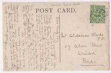 Mr. Alderman Clarke J.P., 57 Alma Road, Windsor 1913 Postcard B609