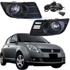 For Suzuki Swift 2007 ~ 2010 Front Fog Lamp /1Pair w/Bulbs +Frame +Wire