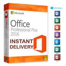 ⚱️MS™Office™✔️2016 PROFESSIONAL⚱️PLUS✔️Micro soft™Office✔️Delivred On the Spot⚱️