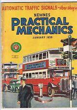 Newnes Practical Mechanics - January 1939