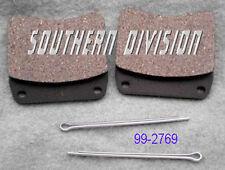 Triumph 99-2768 60-7437 Lockheed disc brake pad PLAQUETTES de FREIN t140v t150 tr7 1973 -