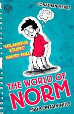 The World of Norm: May Contain Nuts: Book 1,Jonathan Meres