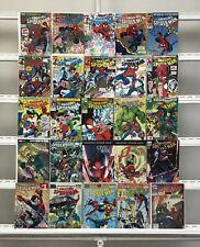 Amazing Spider-man  Marvel  25 Lot Comic Book Comics Set Run Collection Box3