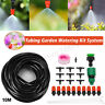 Water Irrigation Kit Set Micro Spray Watering System Plant Garden Tool Sprinkler