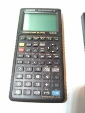 Casio CFX 9850GB Plus Color Graphing Calculator 32KB Reconditioned No Back Cover