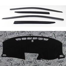 Weather shields with AntiSlip Dash mat for 11/2012 ~ 05/2017 Honda CRV CR-V