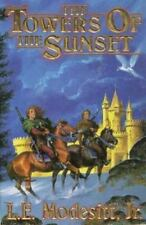 Saga of Recluce Ser.: The Towers of the Sunset by L. E. Modesitt Jr. (1992, Hardcover)