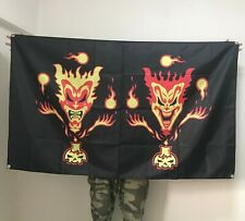 Insane Clown Posse Banner The Amazing Jeckel Brothers Flag ICP Poster Joker Card
