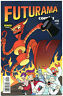 FUTURAMA #70, VF+, Bongo ,Fry, Bender, Leela, Professor Farnsworth,more in store