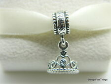 NEW! AUTHENTIC PANDORA CHARM MY PRINCESS DANGLE #791117CZ  P