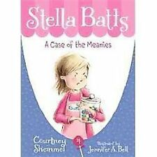 A Case of the Meanies (Stella Batts)-ExLibrary