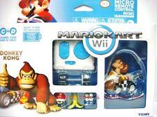 TOMY NINTENDO MARIOKART Wii MICRO RACERS R/C MINI DONKEY KONG READY TO RUN 303
