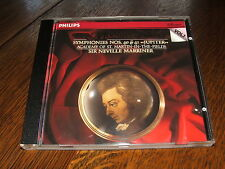 Philips Solid Silver Germany CD. Mozart; Sys. 40/41 Marriner/ASMF
