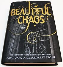 Beautiful Chaos by Kami Garcia SIGNED and Margaret Stohl Hardcover