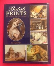 BRITISH PRINTS DICTIONARY & PRICE GUIDE - BY IAN MACKENZIE- WAS £39.50