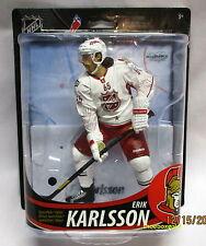 ERIC KARLSSON, Ottawa Senators, LTD VARIANT McFARLANE Figure NHL Series #33 NIB