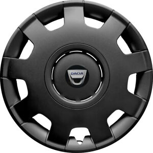 15'' Wheel trims for DACIA LOGAN 4x15'' black