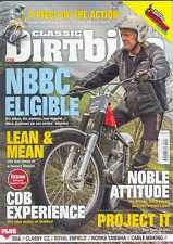 CLASSIC DIRT BIKE-No.36-(NEW COPY) *Post included to UK/Europe/USA/Canada
