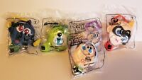 McDonalds Happy Meal Toys New Lot of 5 Assorted Plush Clips Stocking Stuffers