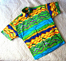 SHIRT man vintage 90's VERSACE JEANS COUTURE TG.M ampia circa L-XL made Italy