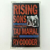 Rising Sons Featuring Taj Mahal and Ry Cooder Cassette, 1992 Sony Music