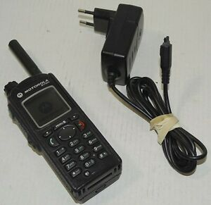 Motorola MTP850 TETRA HRT