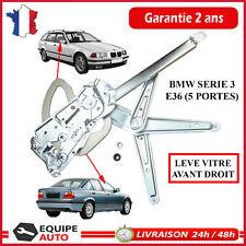 CQX L/ève Vitre Avant Droit pour BMW E36 Berline//Touring//Compact 51331977610